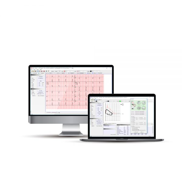 bms plus ecg spirometer software