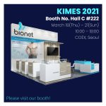2021 Bionet 36th KIMES